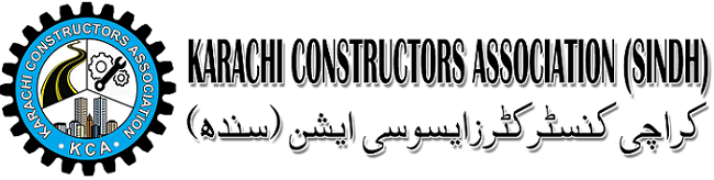 Karachi Constructors Association(sindh) Mobile Logo